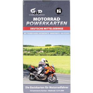 acheter cartes pour moyenne montagne allemande louis motos et loisirs. Black Bedroom Furniture Sets. Home Design Ideas