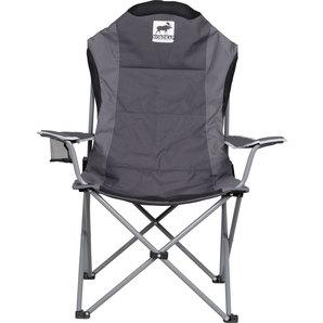 nordkap faltstuhl grau schwarz kaufen louis motorrad. Black Bedroom Furniture Sets. Home Design Ideas