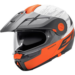 89210aa256489 Buy Schuberth E1 Crossfire Enduro Helmet