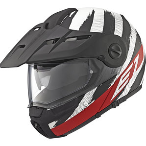 SCHUBERTH E1 HUNTER RED