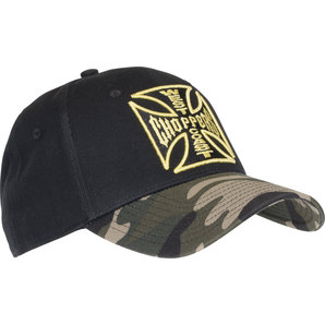 WCC CAP CROSS ARMY