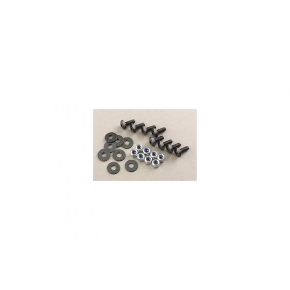 SCREW SET FOR WINDSHIELDS