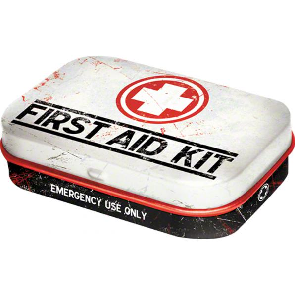PILLENDOSE *FIRST AID KIT