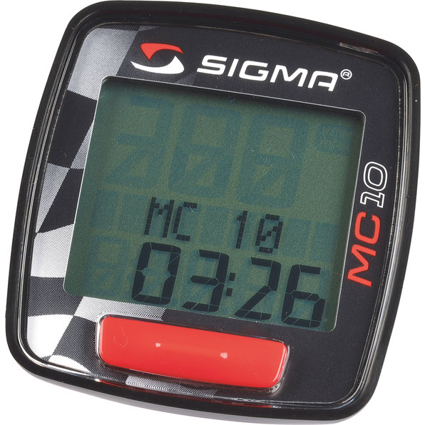 SIGMA MC 10 DIGITAL-TACHO