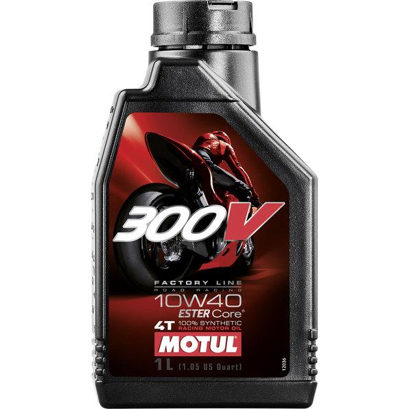 MOTUL 300V 4T FL 10W-40