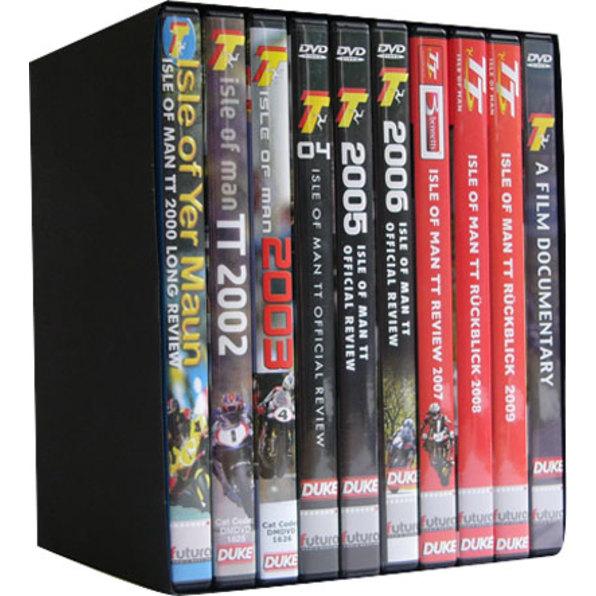 DVD-ISLE OF MAN 2000-2009