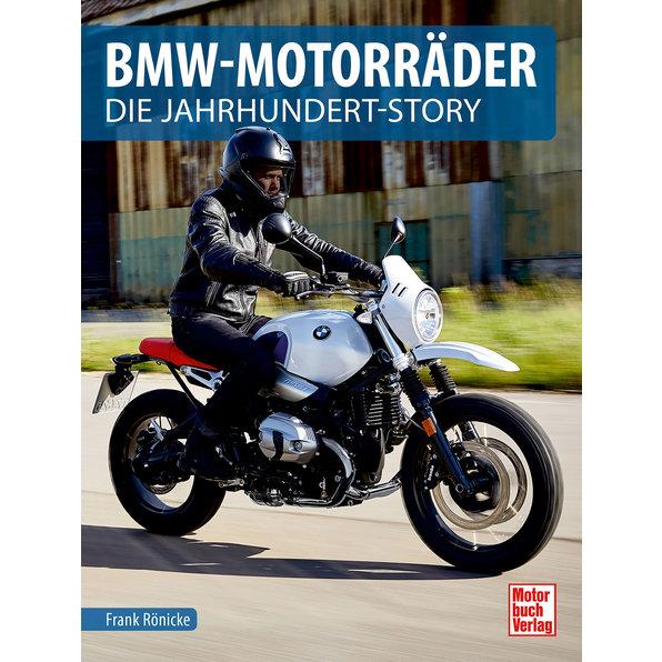 BUCH - BMW MOTORRÄDER