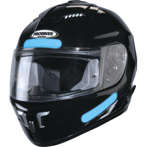 Louis Reflex Sticker Für Helme Kaufen Louis Motorrad Feizeit