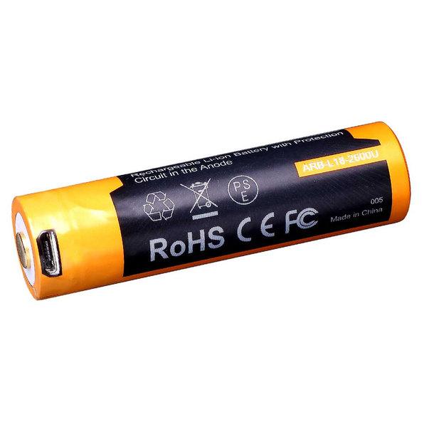 FENIX LI-ION USB AKKU