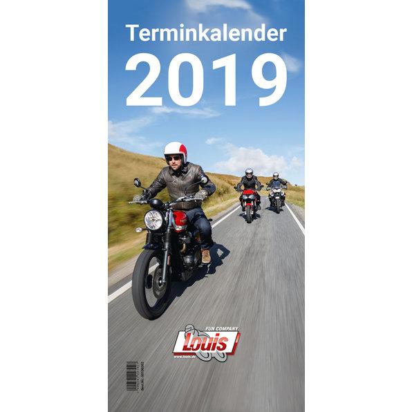 LOUIS TERMINKALENDER 2019
