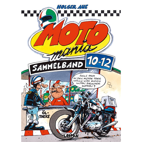 MOTOMANIA COMICS