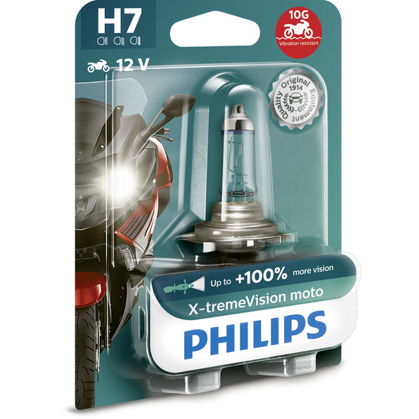 PHILIPS X-TREMEVISION H7