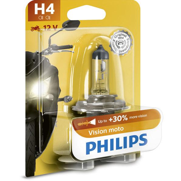 PHILIPS VISION MOTO H4