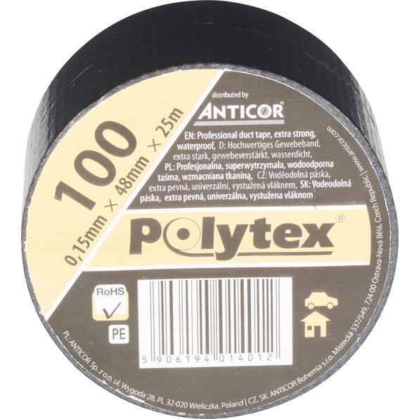 POLYTEX 100 DUCT TAPE