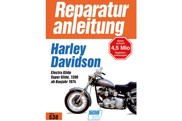 Parts & Specifications: HARLEY-DAVIDSON ELECTRA-GLIDE 1200