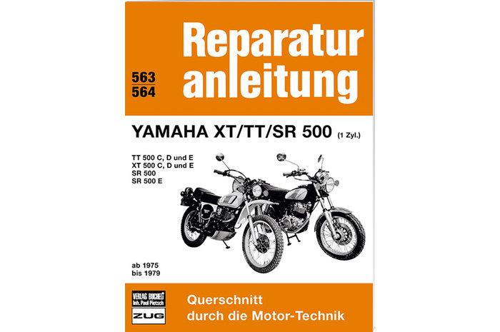 Teile Daten Yamaha Xt 500 Louis Motorrad Freizeit