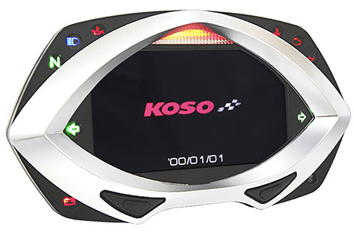 Koso   Buy now from Louis   Louis motorcycle & leisure
