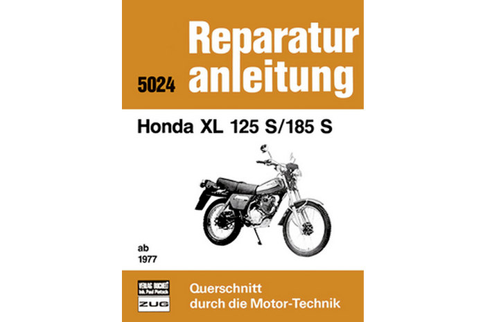 Parts & Specifications: HONDA XL 185 S | Louis Motorcycle