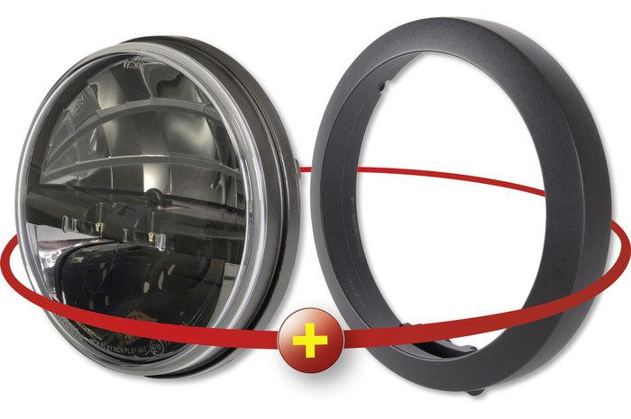 bmw led scheinwerfer motorrad motorrad bild idee. Black Bedroom Furniture Sets. Home Design Ideas
