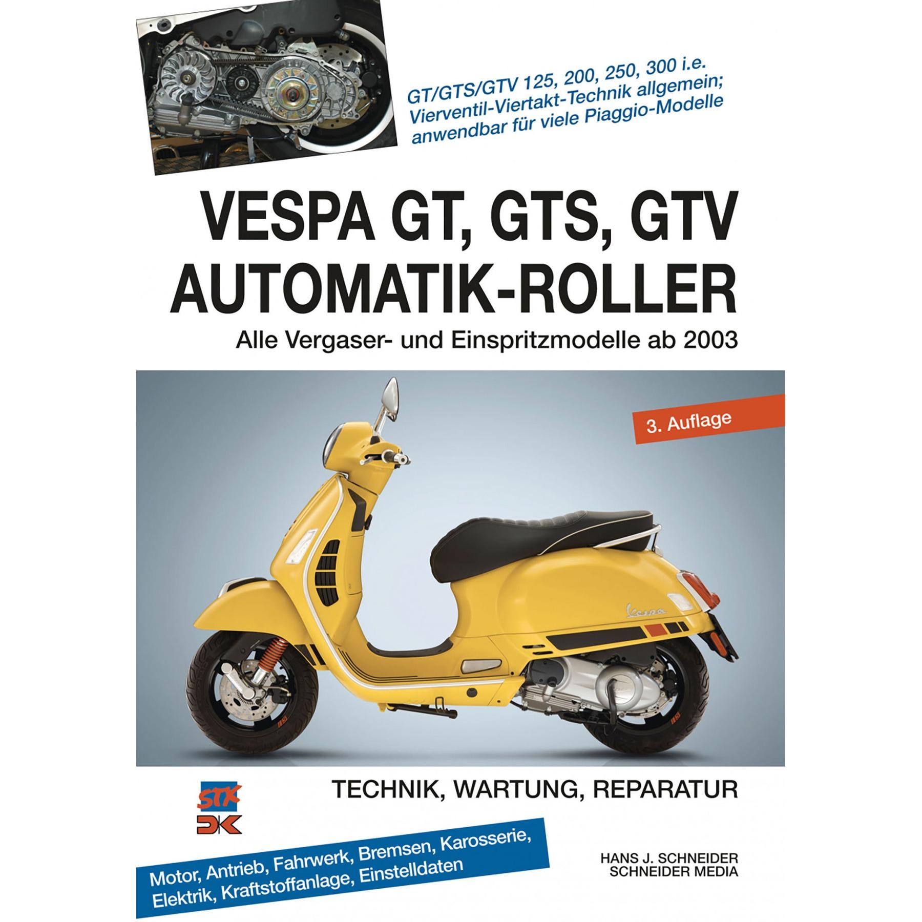 PIAGGIO VESPA GTS IE 125 250 300 SIDE STAND 2