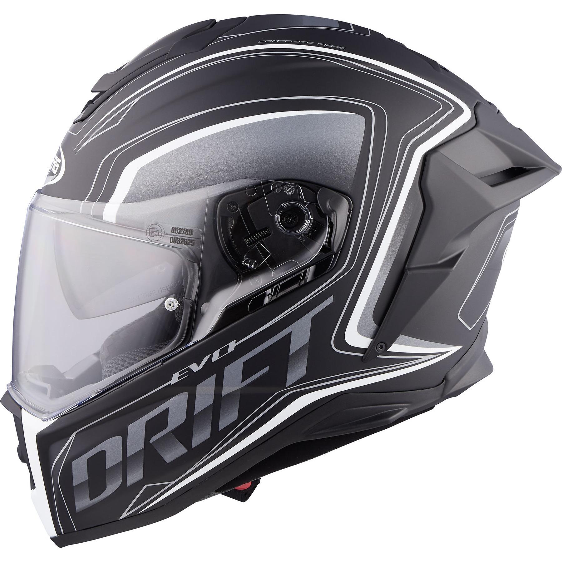 Caberg Drift Evo Integra Motorcycle Helmet