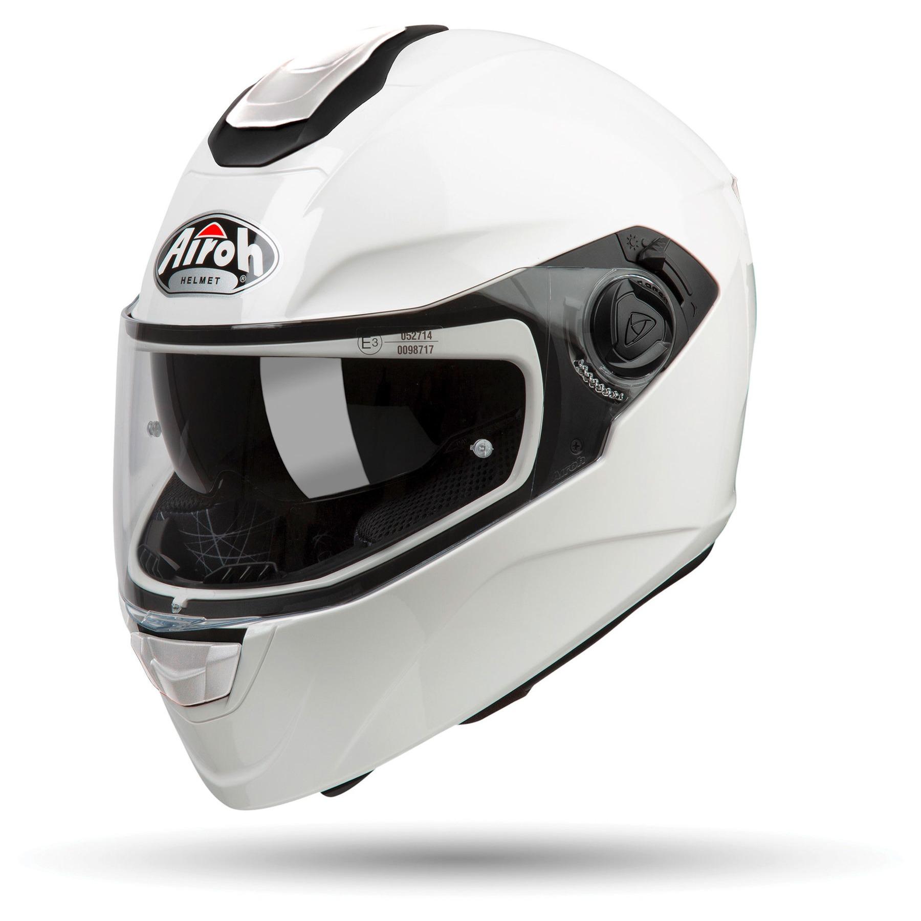 Shades Motorcycle Helmet Visor Insert ~ Silver