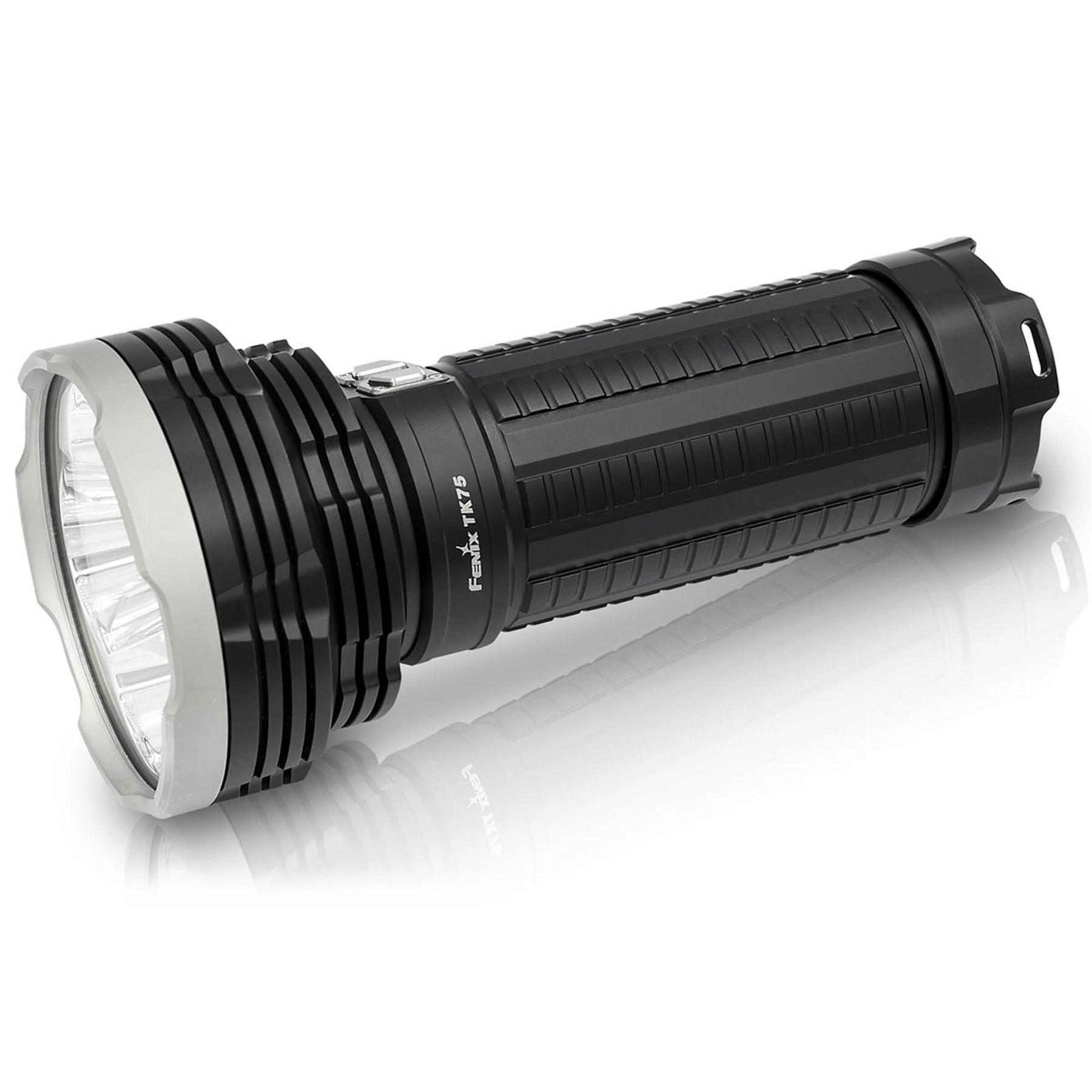 Fenix TK75 2018 Edition 5100 Lumens  LED Searchlight//Flashlight w// USB charging