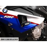 . SW-Motech Sturzpad-Kit Schwarz BMW S 1000 RR 10-