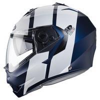 CABERG DUKE II SIZE XL IMPACT MATT BLUE/WHITE