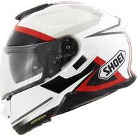 SHOEI GT-AIR II AFFAIR SIZE L BLACK/WHITE TC-6