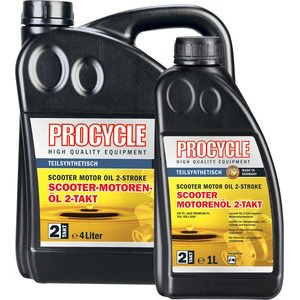 2T Scooter Engine Oil