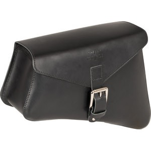 Swingarm bag, cowhide