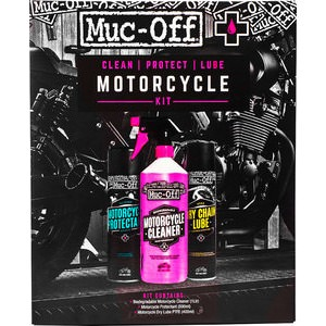 Motorcycle Clean,