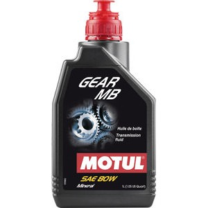 Huile transmission SAE 80 Gear MB