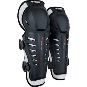 Titan Race Knee Protectors, One Size