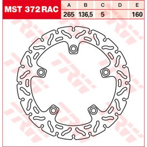 Lucas Racing Brake Disc