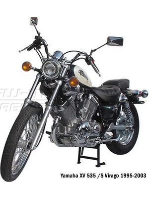 ´88-97 2YL//3BR Gabelstandrohr Standrohr Yamaha XV 535 Virago