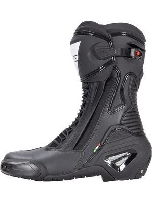 Motorradstiefel Racing Boots Tourenstiefel Leder 40 41 42 43 44 45 46 BOOT CE