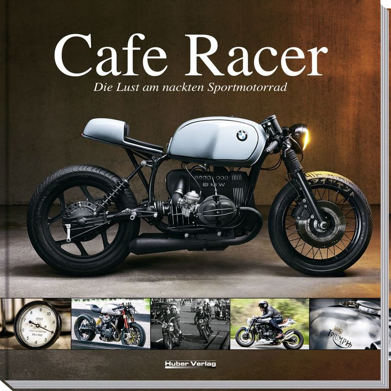 BUCH - CAFE RACER  208 S.