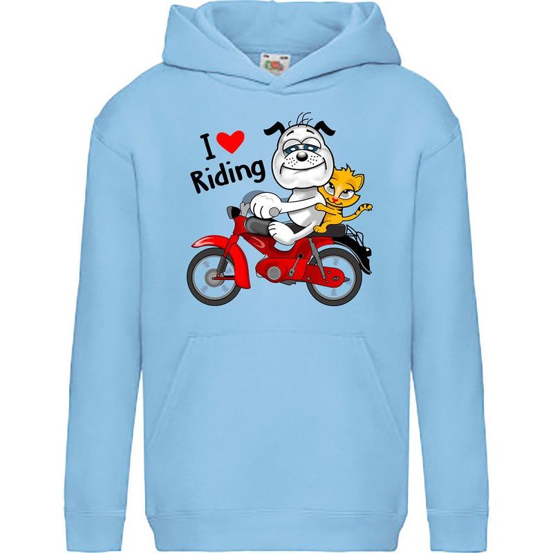 Last Stop Motorcycle Repair Biker Rider Chopper USA Hoodie Pullover Sweatshirt