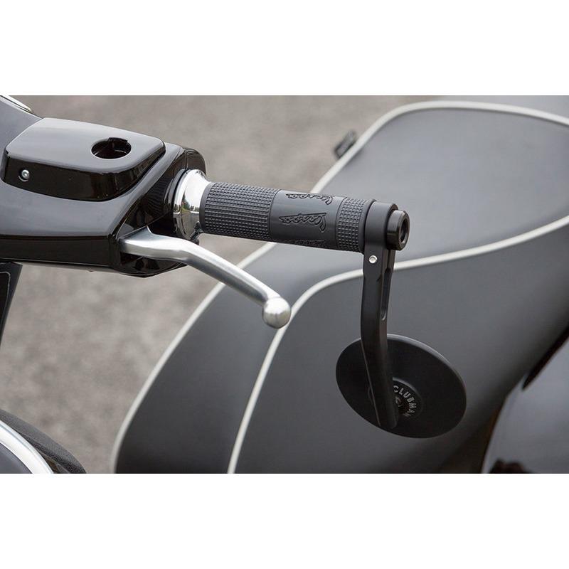 New Universal Bike Handle Bar Holder Mounting For Flashlight Torch Black PM RI