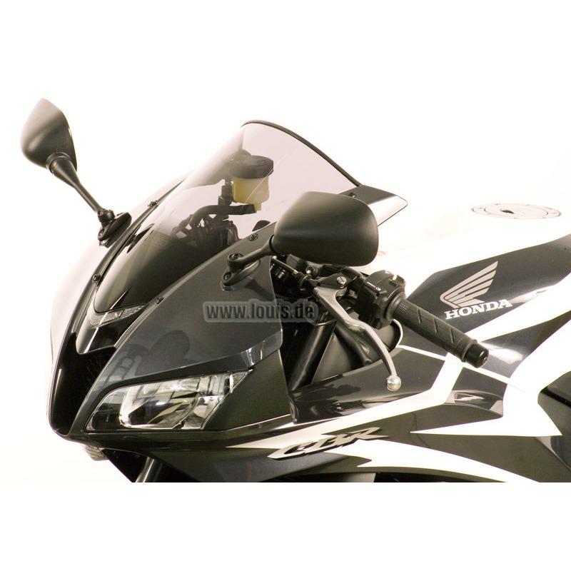 MRA Racing Vitre honda vtr 1000 sp1 Gris 00-01