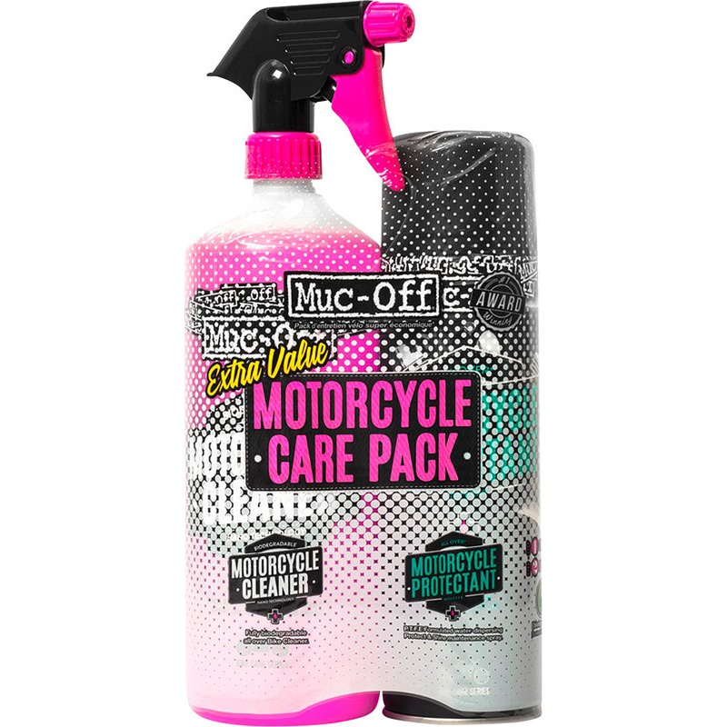 MUC-OFF MOTORCYCLE CARE
