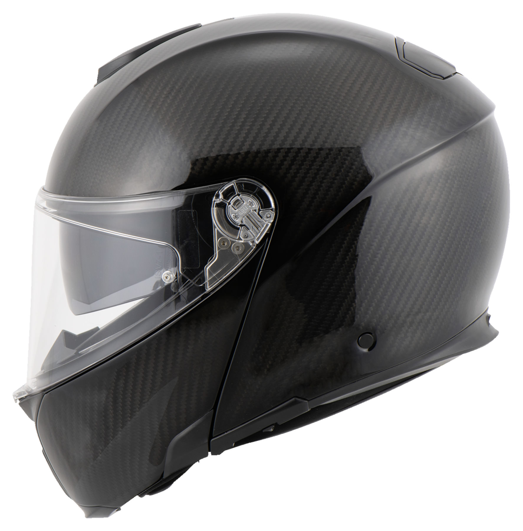 Buy Agv Sportmodular Glossy Carbon Flip Up Helmet Louis Motorcycle Clothing And Technology
