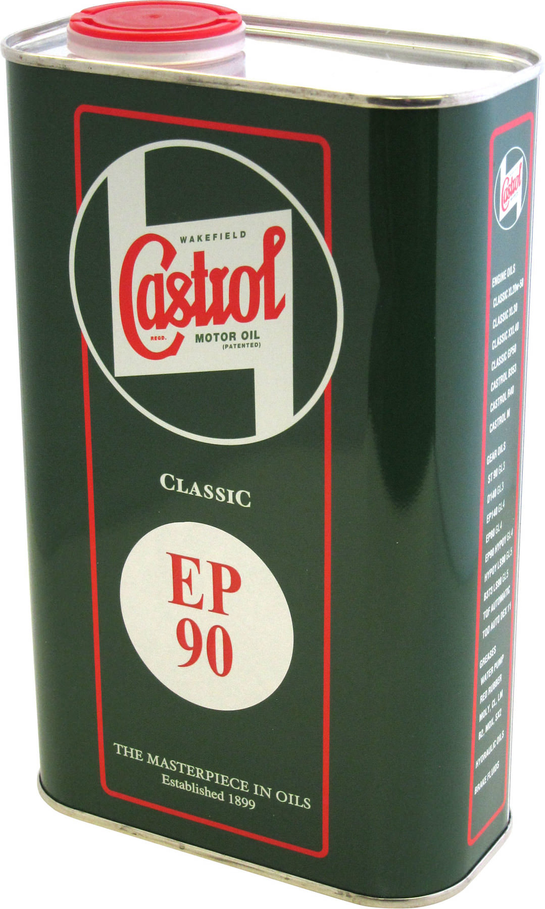 Buy Castrol Transmission Oil Ep90 Classic 1 Litre Louis Motorcycle Clothing And Technology
