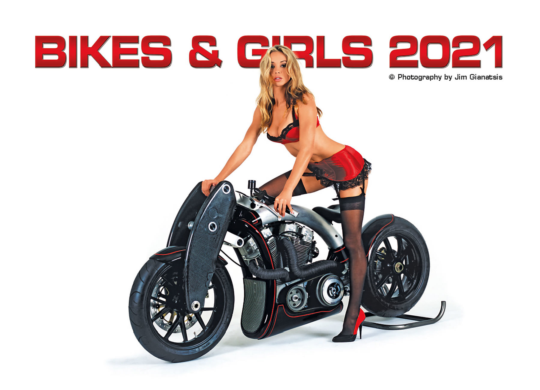 Buy Bikes and Girls Calendar 2021 | Louis motorcycle clothing and