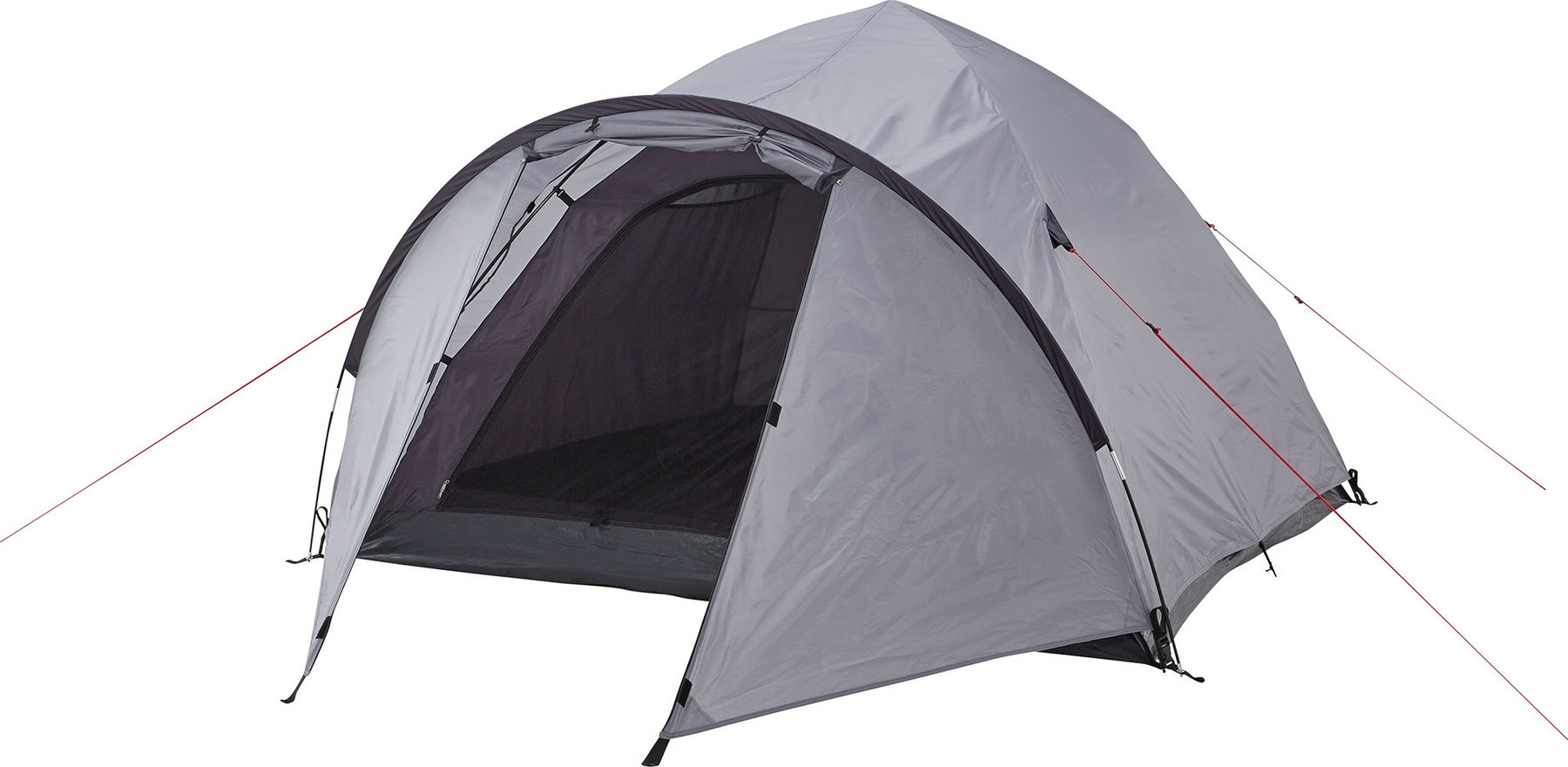 Nordkap *Svelvik* grå 2 lags quick up telt køb   Louis