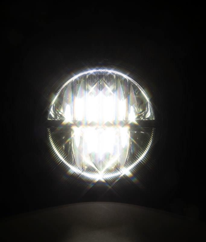 LED-SCHEINWERFEREINSATZ