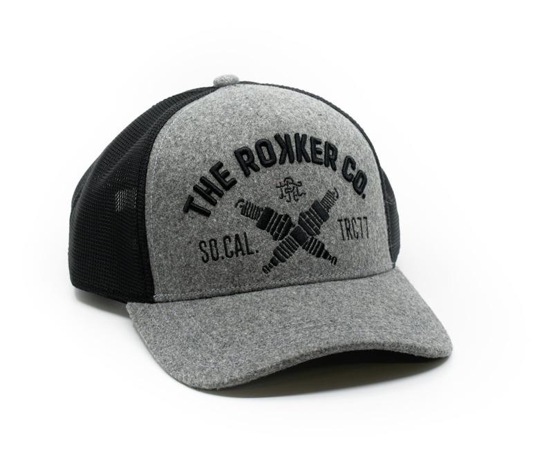 ROKKER TRC 77 TRUKKER CAP
