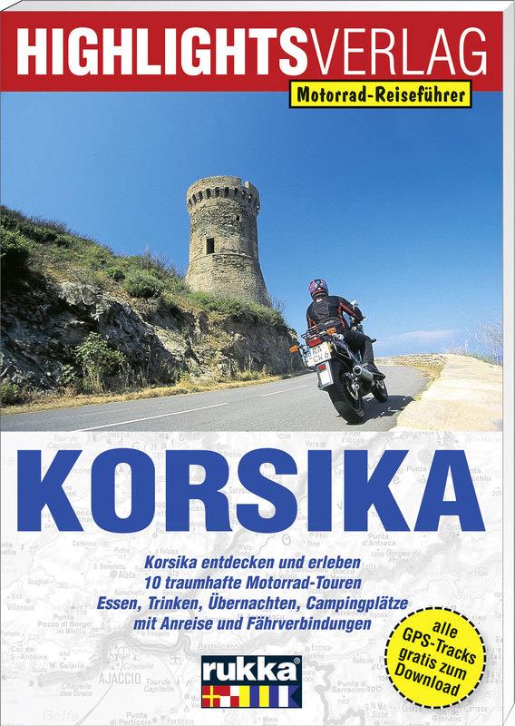 REISEFUEHRER KORSIKA